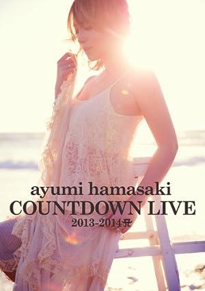 ayumi hamasaki COUNTDOWN LIVE 2013-2014 A(ロゴ) [DVD]