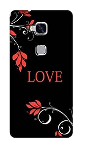 SWAG my CASE PRINTED BACK COVER FOR HUAWEI HONOR 5X Multicolor