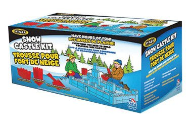 53020 Emsco Group Snow Castle Kit
