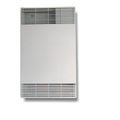 King Kceh2412-Wt 240/208-Volt 1250/938-Watt Convector Heater, 19-7/16-Inch Length With Wall Mount Stat, White