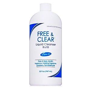 Free & Clear Liquid Cleanser Refill (32 oz)