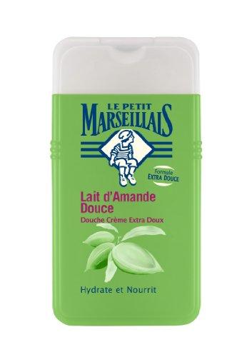 Crema Doccia Le Petit Marseillais Extra Gentle Mandorle dolci latte 250 ml Set di 3