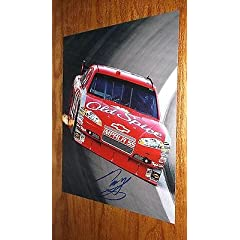 Autographed Stewart Photograph - In person 8x10 Ip! Coa+proof! Tough - Autographed... by Sports Memorabilia