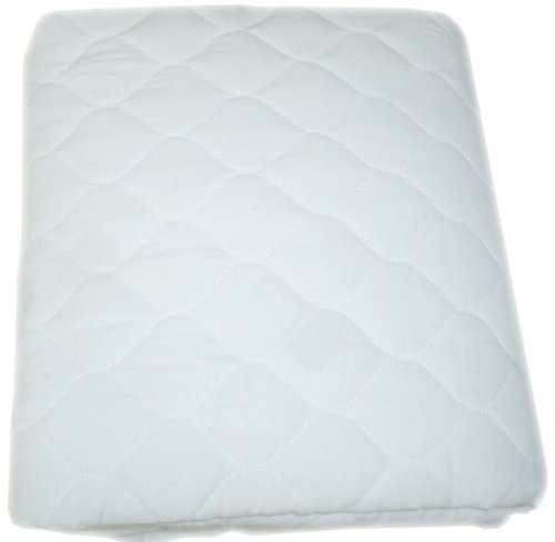 American Baby Company Quilted Waterproof Cradle Mattress Pad, 2-Pack