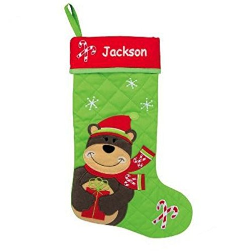 Top 5 Best Personalized Quilted Christmas Stockings For