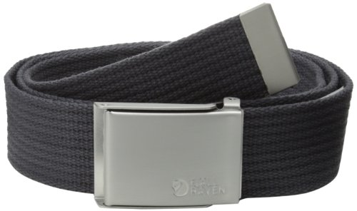 Fjällräven Gürtel Canvas Belt 77029 One size Dark Grey