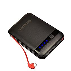 COOLNUT® Power Banks 12500mAh Dual USB Output Port with