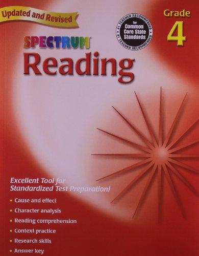 Reading, Grade 4 (Spectrum) PDF