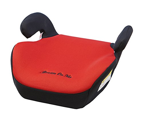 Dream On Me Dream On Me Coupe Booster Car Seat, Red and Black, Small