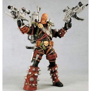 Spawn IV Ultra Arsenal of Doom Action Figure