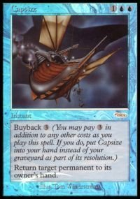 Magic: the Gathering - Capsize - FNM 2003 - FNM Promos - Foil by Magic: the Gathering