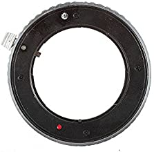HOampME Camera Metal for CONTAX G-NEX Mount Lens Adapter Ring Metal Support AVM for Sony NEX-7 NEX-6