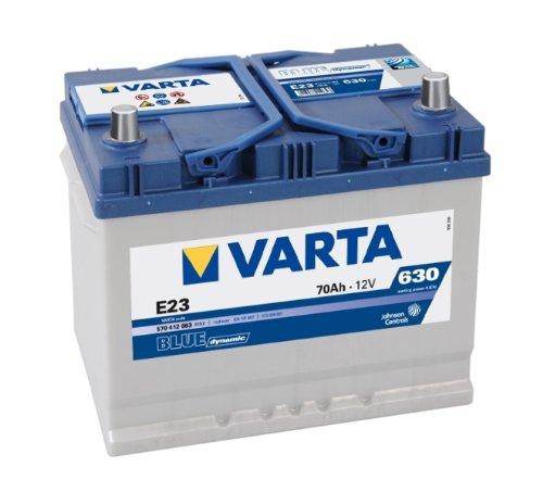 Varta Blue Dynamic Autobatterie E23 5704120633