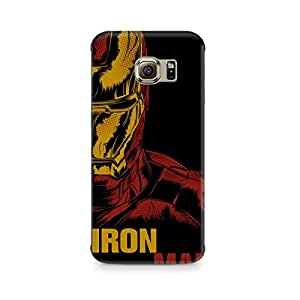Ebby Iron Man Premium Printed Case For Samsung S7