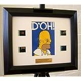 Simpsons Framed Movie Memorabiliaby artcandi