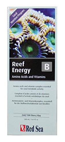 Red-Sea-Reef-Energy-B-Complexe-Organique-de-Sources-dEnergie-Dissoutes-pour-Aquariophilie-500-ml