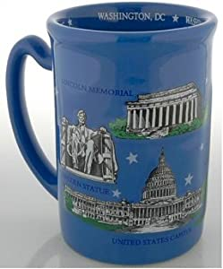 Washington DC souvenir Coffee cup