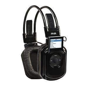 amazon: Lobos iWALK Kopfhörer für iPod Nano in schwarz für nur 6,99€ inkl. Versand
