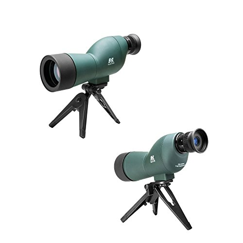 Ncstar 20X50 Spotting Scope/Green Lens/With Tripod (Ng2050G)