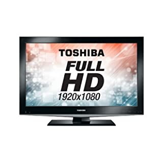 Toshiba 32BV702B 32-inch Widescreen Full HD 1080p LCD TV with Freeview