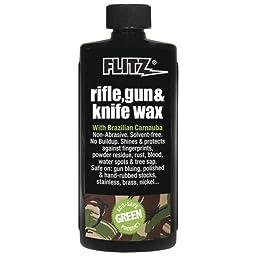 Flitz Rifle, Gun & Knife Wax - 7.6 oz. Bottle