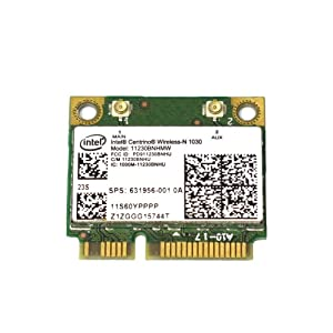 Driver Intel Centrino Wireless N 1030 Download