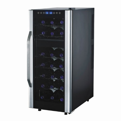 Why Choose Wine Enthusiast Silent 21 Bottle Dual Zone Touchscreen Wine Refrigerator