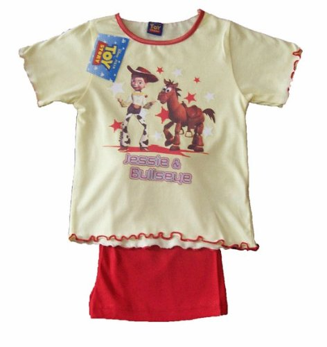 Disney Toy Story Girls Short Pyjamas by ThePyjamaFactory