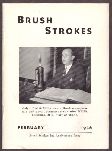 Wbns Judge Miller Brush Strokes Microphone 2 1936