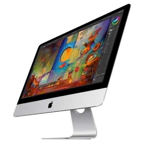 iMac 21.5インチ MK142J/A 高性能Intel Corei5 1.6GHz 8GB 1TB 高速無線LANIEEE802.11ac/a/b/g/n Bluetooth FaceTimeHDカメラ スピーカー内蔵 省スペース液晶一体型デスクトップパソコン ワイヤレスキーボード・マウス付属