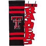Evergreen Enterprises Texas Tech Red Raiders Applique Sculpted Garden Flag