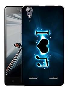 "Humor Gang I Love Music Printed Designer Mobile Back Cover For ""Lenovo A6000 - A6000 PLUS"" (3D, Matte, Premium Quality Snap On Case)"
