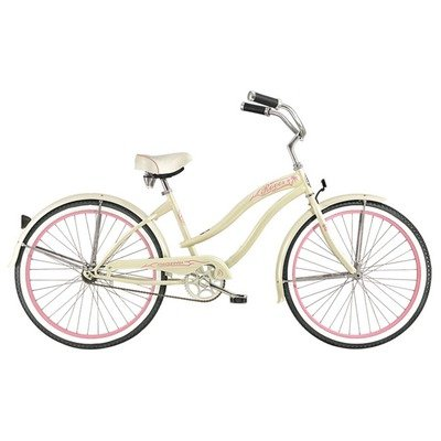 Women's Rover GX Beach Cruiser Bike Color: Vanilla