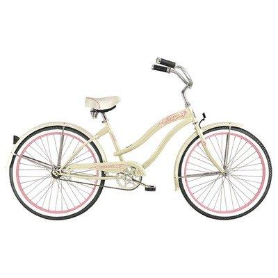 Women's Rover GX Beach Cruiser Bike Color: Vanilla
