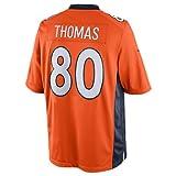 (ナイキ)Nike スポーツチーム小物・ファンギア Denver Broncos NFL Julius Thomas Limited Jersey Brilliant Orange US XXL メンズ [並行輸入品]
