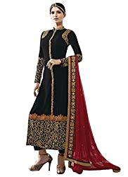 Salwar Suit By Kmozi (black)