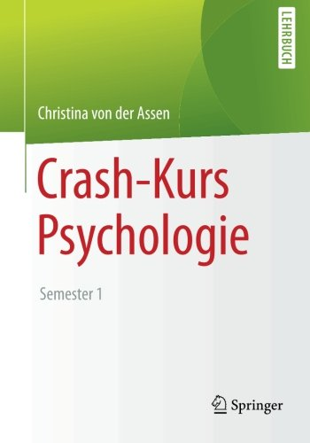 crash-kurs-psychologie-semester-1-german-edition