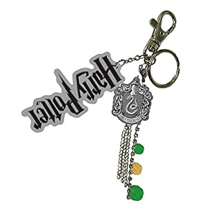 "Harry Potter ""Half Blood Prince"" Bag Blip/Key Ring ""Slytherin Charms"""