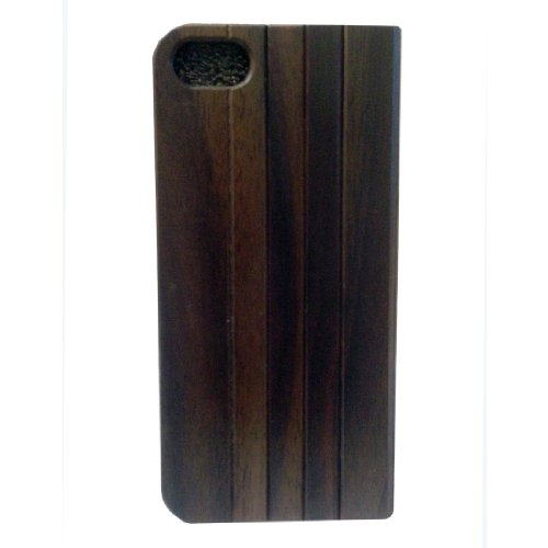 Handcrafted Big Ebony Assists Natural Wood+Holster Skin Iphone5S Wood Case Cover For Apple Iphone5 Wood Covers Skins