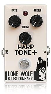 Lone Wolf Blues Company Harp Tone+ ブルースハープ/ハーモニカ用イコライザー ギターアンプを極上チューブハープアンプに変える ローンウルフブルースカンパニー ハープトーンプラス 国内正規品
