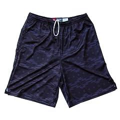 Tribal Lacrosse Black Shorts