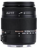 Sigma 18-250mm f3.5-6.3 DC MACRO HSM for Pentax Digital SLR Cameras