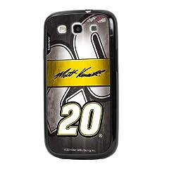 NASCAR Matt Kenseth 20 Dollar General Galaxy S3 Bumper Case by Keyscaper
