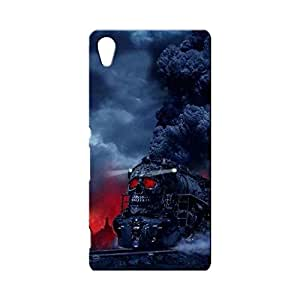 BLUEDIO Designer Printed Back case cover for Sony Xperia Z4 - G7109