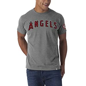 MLB Los Angeles Angels Mens Fieldhouse Tee by