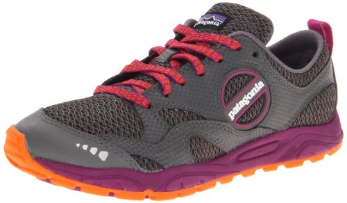 Patagonia Women's Evermore Trail Running Shoe,Amaranth/Tumeric,7 M US