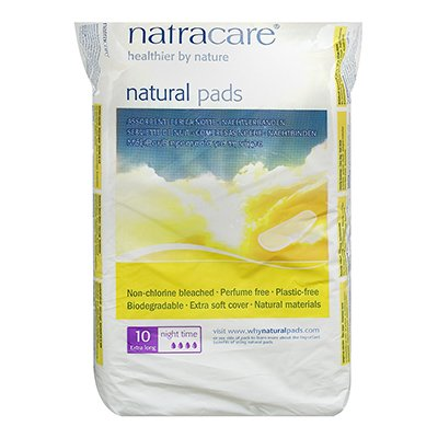 natracare-natural-night-time-pads