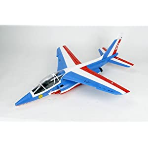 Alpha Jet Radio Controlled RC Model Airplane