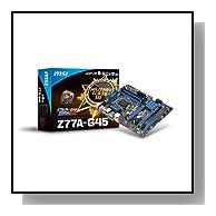 MSI 911-7752-001 Z77A-G45 Carte mè
