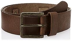 Levis FW 14 Black Leather Men's Belt (13860-0002)